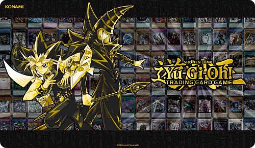 Yu-Gi-Oh! Spillemåtte (Playmat) - Golden Duelist Collection Playmat