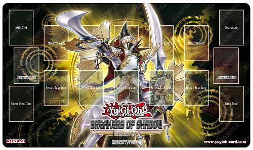 Yu-Gi-Oh! Spillemåtte (Playmat) - Breakers of Shadow: Enlightenment Paladin Sneak Peek Playmat